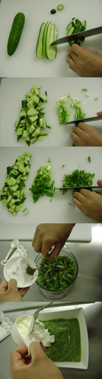 Cucumber-steps