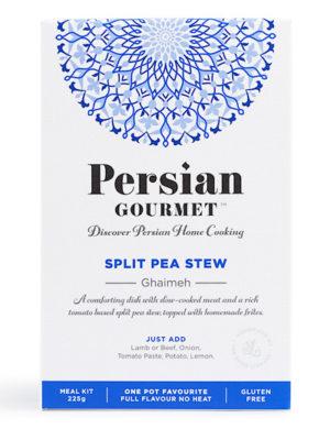Split-pea stew