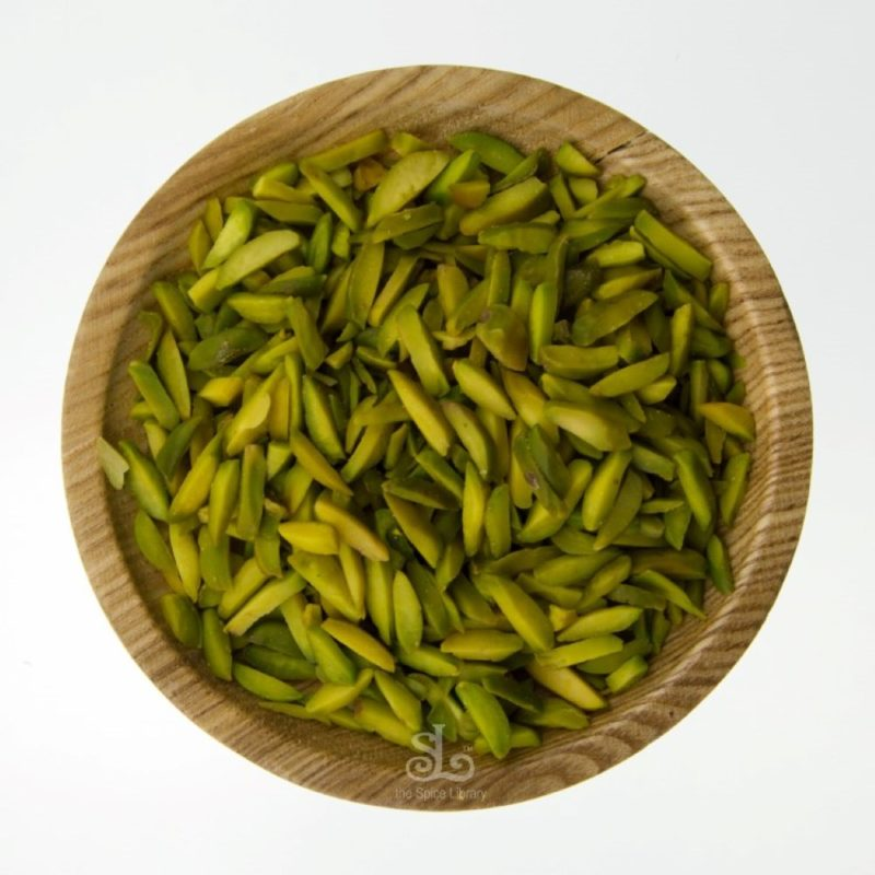 persian slivered pistachio - the Spice Library