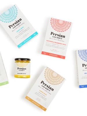 Persian Gourmet Meal Kits