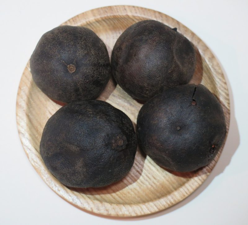black lime whole