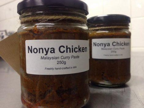 nonya chicken