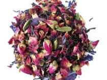 persian rose tea