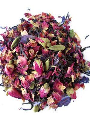 persian rose tea
