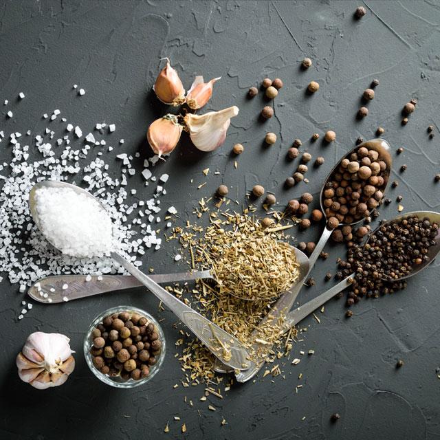 Salt or Pepper
